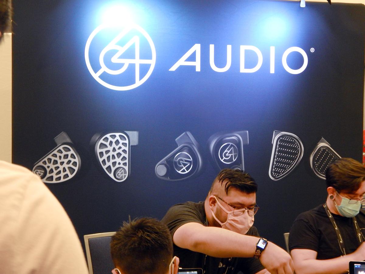 64 Audio CanJam SoCal 2021