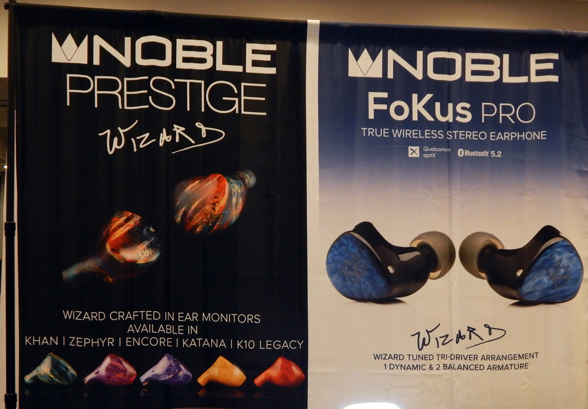 Noble Audio CanJam SoCal 2021