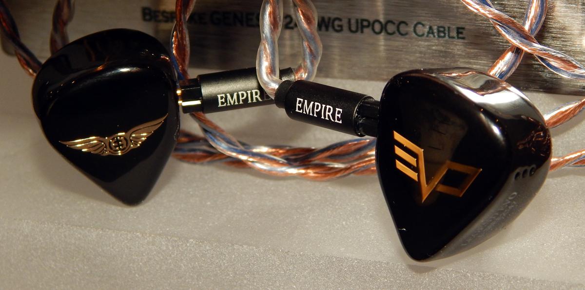Empire Ears Legend Evo In-Ear Monitor CanJam SoCal 2021