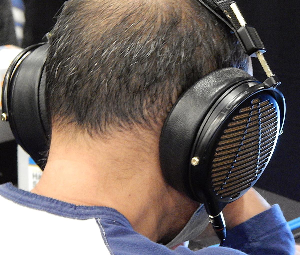Audeze LCD-4z Planar Magnetic Headphones CanJam SoCal 2021