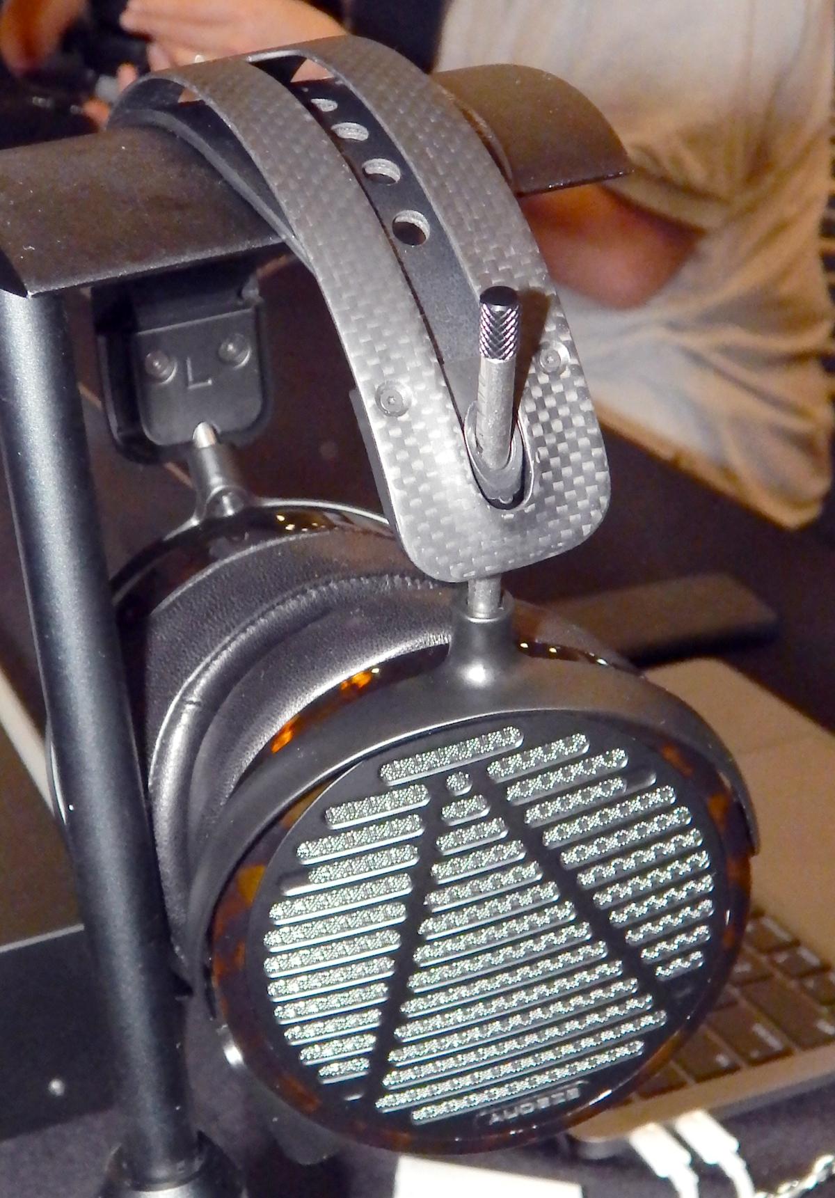 Audeze LCD-5 Planar Magnetic Headphone CanJam SoCal 2021