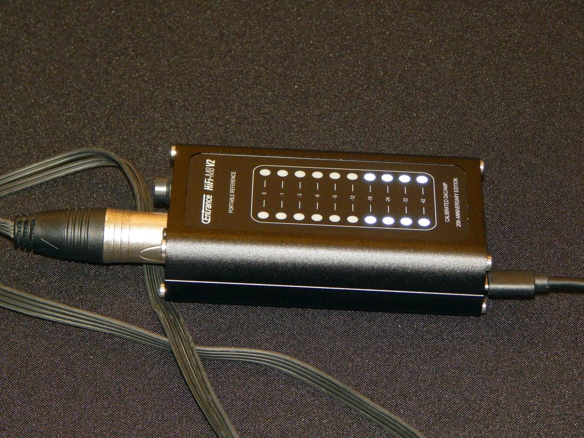 Centrance HIFI-M8 V2 Reference USB/Bluetooth DAC/ Headphone Amp CanJam SoCal 2021