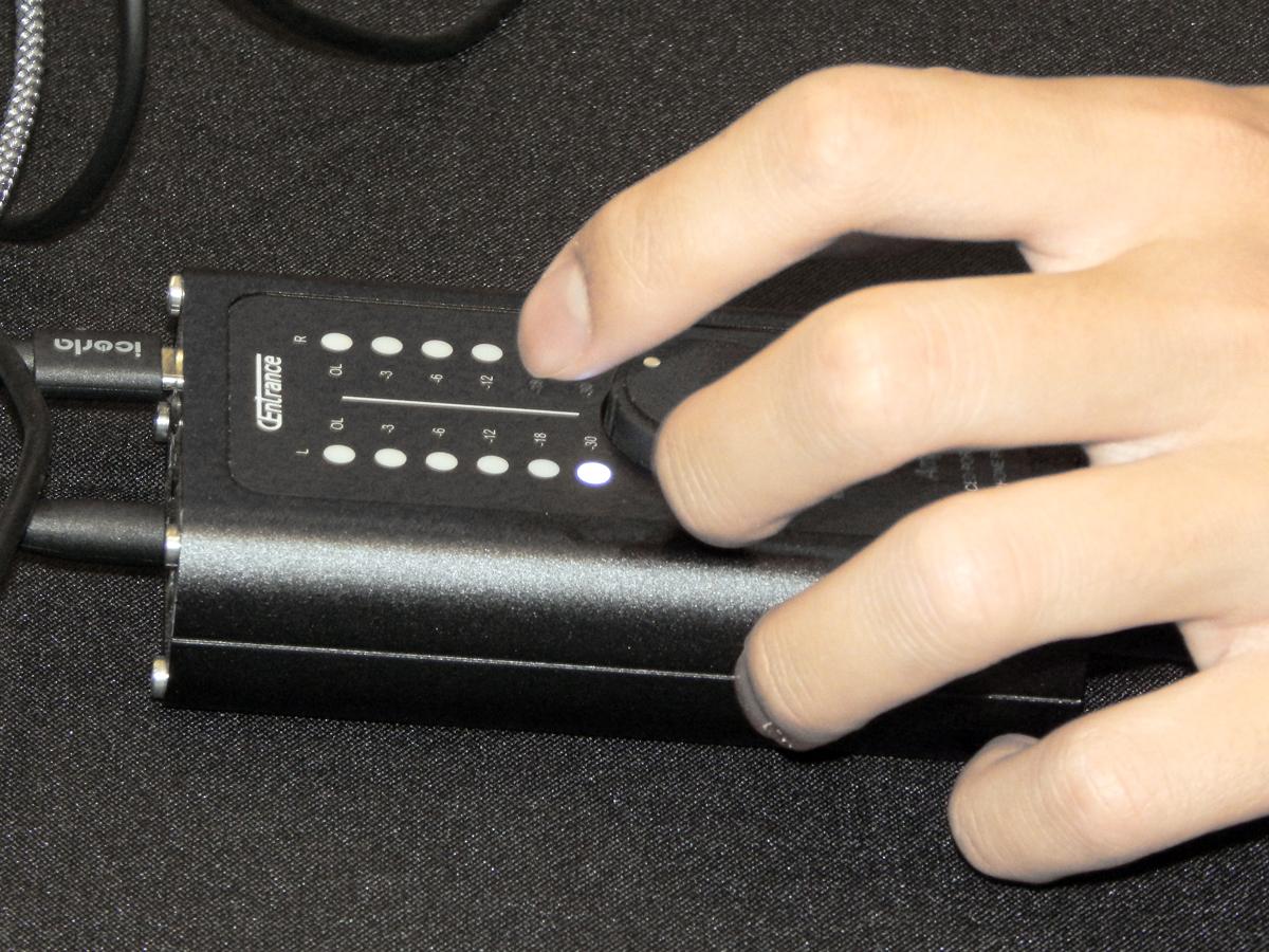 Centrance Ampersand  Portable Headphone Amplifier CanJam SoCal 2021